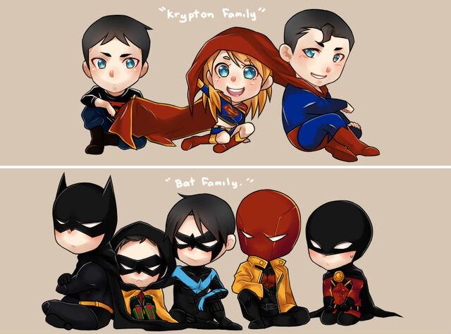 File:Batfamily v Kyrptonfamily.jpg