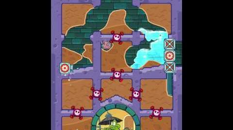 Wheres My Water? Under Pressure 3-11 Rat in a Maze