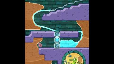 Wheres My Water? Sink or Swim 4-1 Logic Gates PLUS Collectible 19 Bow