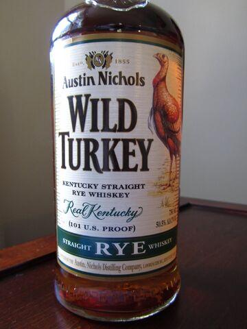 File:Wild Turkey Rye 2.jpg