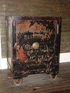 Jack Daniel's Safe