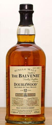 File:Balvenie DoubleWood Single Malt.jpg