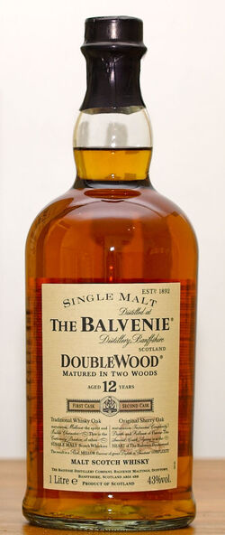 Balvenie DoubleWood Single Malt