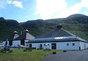 Arran Distillery, Lochranza , Isle of Arran