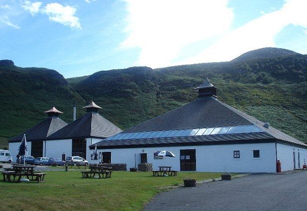 File:Arran Distillery, Lochranza , Isle of Arran.jpg