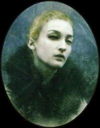 Celeste portrait