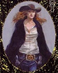 Ruth McGinley Portrait