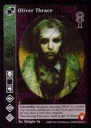Oliver Thrace VTES card