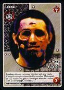 Adonai VTES card