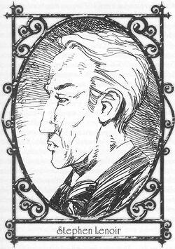 Stephen Lenoir