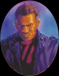 Harry reese portrait