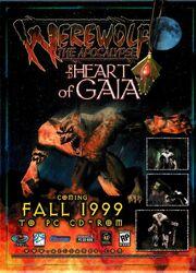 Werewolf the apocalypse pc game
