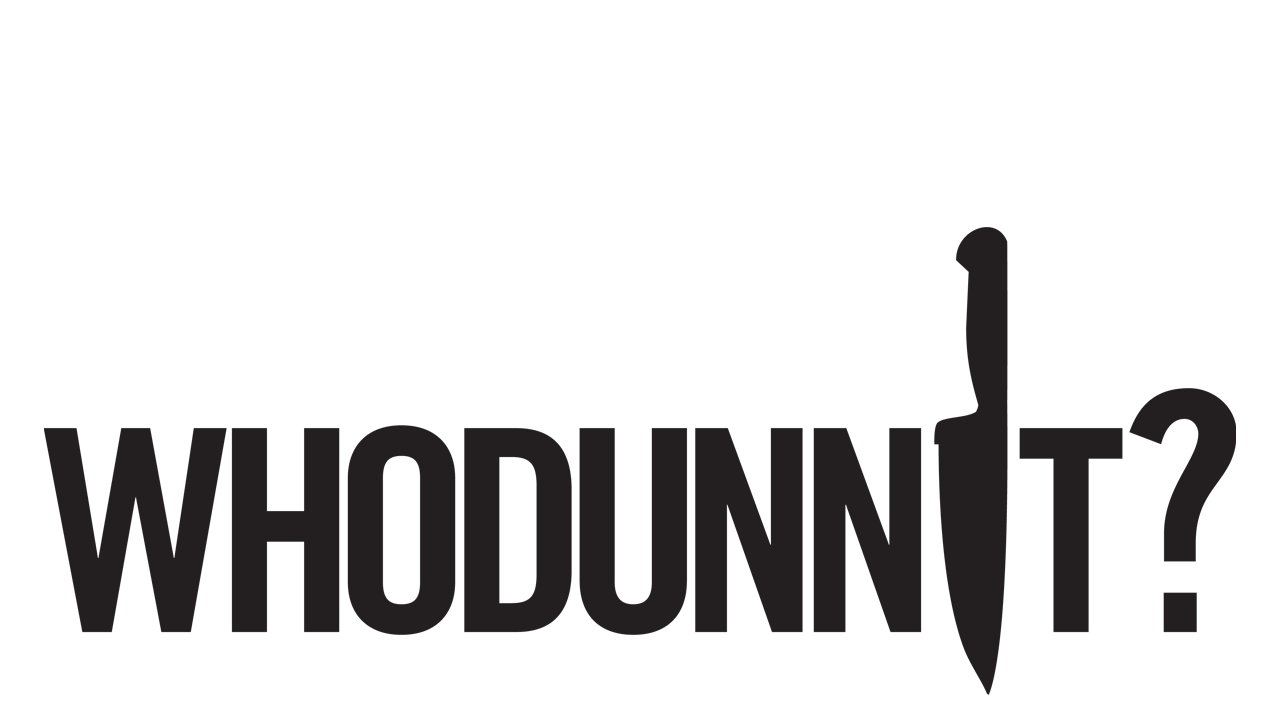 Image - Whodunnit Black.png   WHODUNNIT? Wiki   Fandom powered by ...
