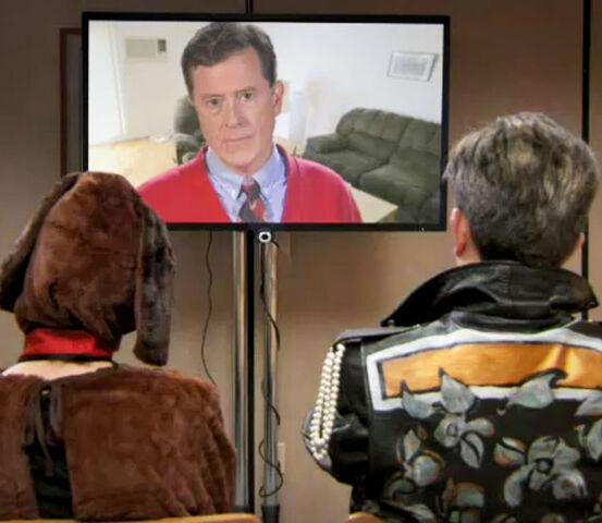 File:Whose Line?- Stephen Colbert on The Office.jpg