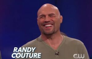 Whose Line- 2015 guest star Randy Couture