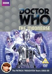 The Moonbase dvd cover