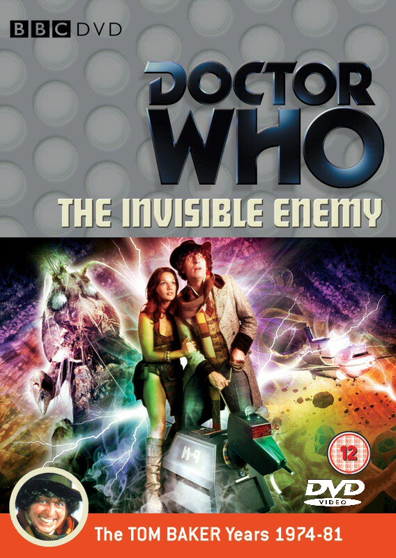 The Invisible Enemy | Doctor Who DVD Special Features ...