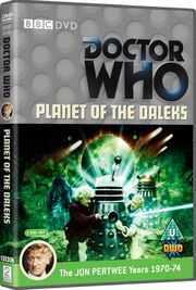 Dvd-planetofthedaleks