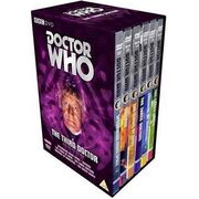 Dvd-thirddoctorcollection