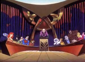Legion of Doom 01