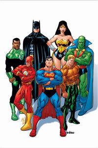 Justice League 01