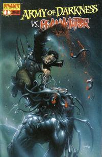 Ash vs Cthulhu 01