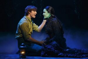 Elphaba and fiyero