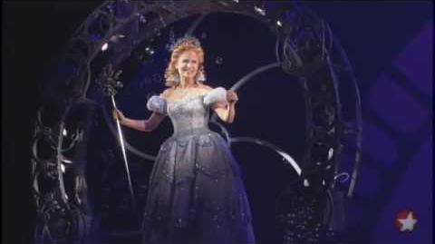 No One Mourns The Wicked PROSHOT - Kristin Chenoweth