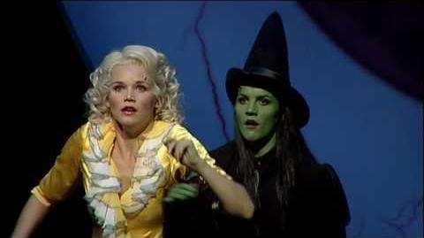Wicked -Helsingin Kaupunginteatteri 2010
