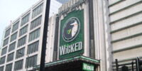 Wicked London Production