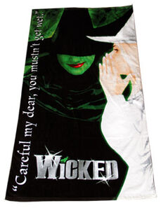 Wicked Towel