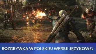 Wiedźmin 3 Dziki Gon - rozgrywka PL - zobacz więcej na cdp.pl