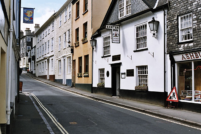 Plik:West Street , Ashburton.jpg