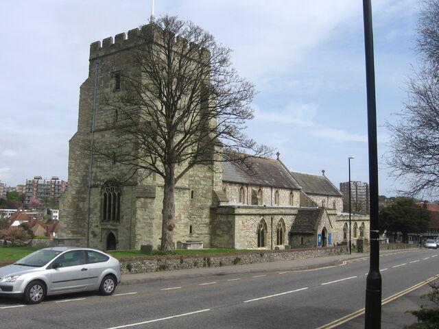Plik:St. Mary's Church, Old Town.JPG