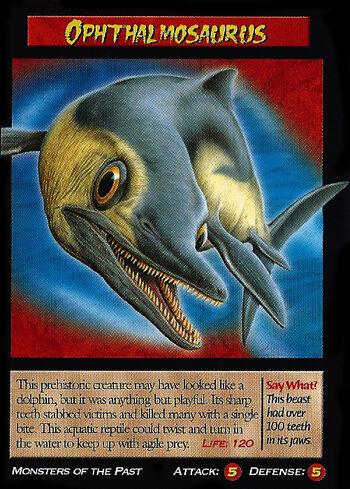 Ophthalmosaurus