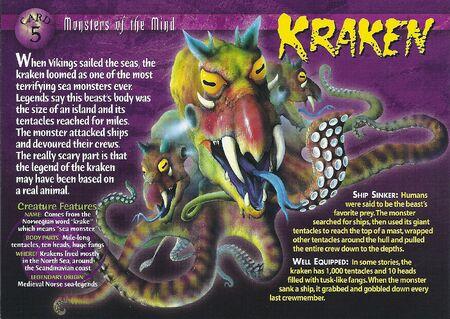 Kraken front