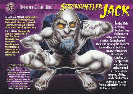 Springheeled Jack front