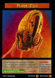 Plague Flea