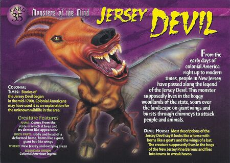 Jersey Devil front