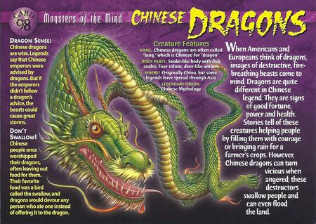 Chinese Dragons front