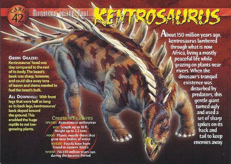 Kentrosausus front