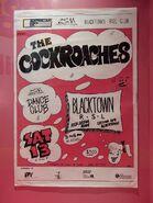 TheCockroachesDanceClubPoster