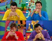 TheWigglesEatingSandwiches