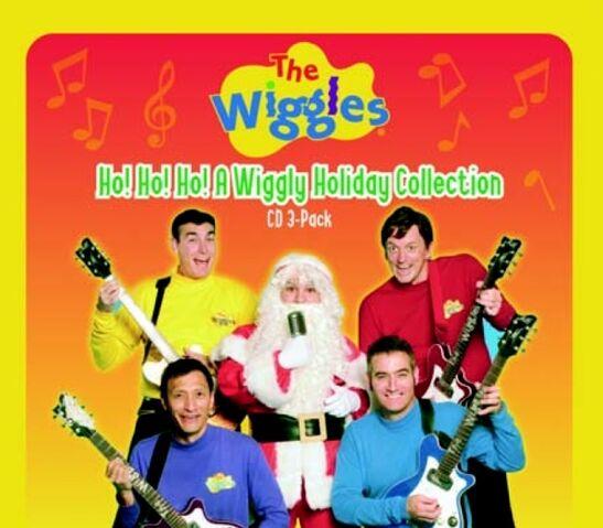 File:Ho! Ho! Ho! A WigglyHolidayCollectionAlbumCover.jpg