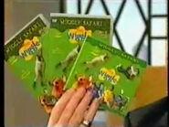 WigglySafariVHS,DVDandCD