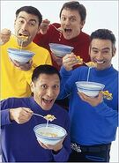 TheWigglesEatingCereal