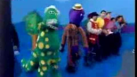 The Wiggles - Look Both Ways Toot Toot! - 1998