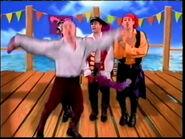 PirateSam,CaptainFeatherswordandPirateRudolf