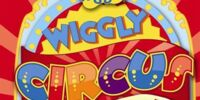 Wiggly Circus Activity Book