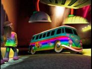 TheTravelingHippies'Van